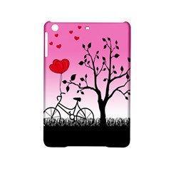 Love Sunrise Ipad Mini 2 Hardshell Cases by Valentinaart