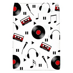 Music Pattern Flap Covers (s)  by Valentinaart