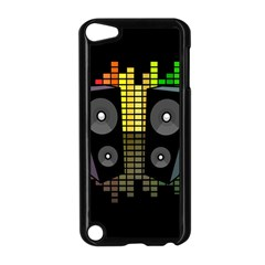 Loudspeakers  Apple Ipod Touch 5 Case (black) by Valentinaart