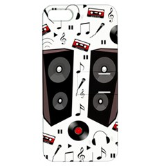 Loud Music Apple Iphone 5 Hardshell Case With Stand by Valentinaart