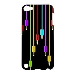 Plug In Apple Ipod Touch 5 Hardshell Case by Valentinaart
