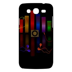Energy Of The Sound Samsung Galaxy Mega 5 8 I9152 Hardshell Case  by Valentinaart
