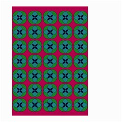 Geometric Patterns Small Garden Flag (two Sides)