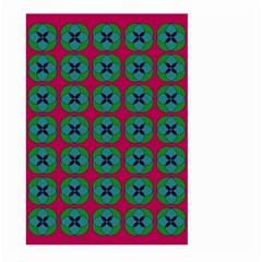 Geometric Patterns Large Garden Flag (two Sides)
