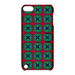 Geometric Patterns Apple Ipod Touch 5 Hardshell Case With Stand