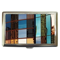 Glass Facade Colorful Architecture Cigarette Money Cases by Nexatart