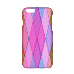 Graphics Colorful Color Wallpaper Apple Iphone 6/6s Hardshell Case by Nexatart
