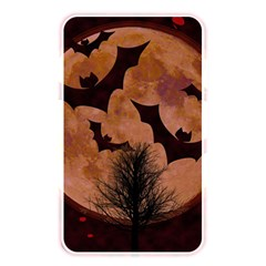Halloween Card Scrapbook Page Memory Card Reader