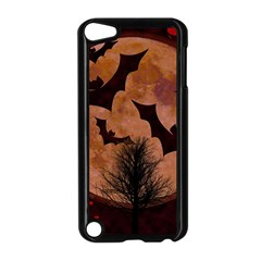 Halloween Card Scrapbook Page Apple Ipod Touch 5 Case (black) by Nexatart