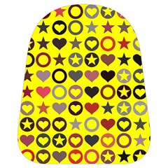 Heart Circle Star School Bags (small)  by Nexatart