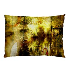 Grunge Texture Retro Design Pillow Case (two Sides)