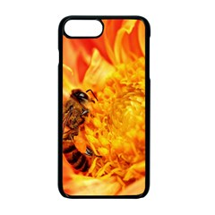 Honey Bee Takes Nectar Apple Iphone 7 Plus Seamless Case (black)