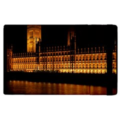 Houses Of Parliament Apple Ipad 3/4 Flip Case by Nexatart