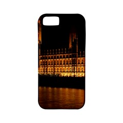 Houses Of Parliament Apple Iphone 5 Classic Hardshell Case (pc+silicone)