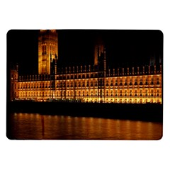 Houses Of Parliament Samsung Galaxy Tab 10 1  P7500 Flip Case by Nexatart