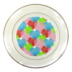 Holidays Occasions Valentine Porcelain Plates