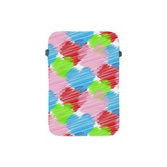 Holidays Occasions Valentine Apple Ipad Mini Protective Soft Cases by Nexatart