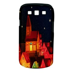 Market Christmas Light Samsung Galaxy S Iii Classic Hardshell Case (pc+silicone) by Nexatart