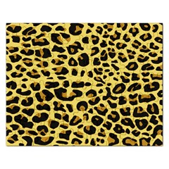 Jaguar Fur Rectangular Jigsaw Puzzl by Nexatart