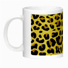 Jaguar Fur Night Luminous Mugs