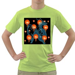 Lampion Green T Shirt