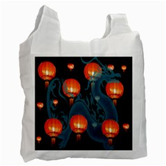 Lampion Recycle Bag (one Side)