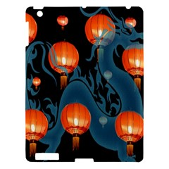 Lampion Apple Ipad 3/4 Hardshell Case by Nexatart