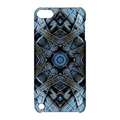 Jeans Background Apple Ipod Touch 5 Hardshell Case With Stand