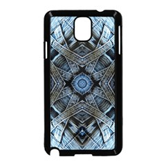 Jeans Background Samsung Galaxy Note 3 Neo Hardshell Case (black) by Nexatart