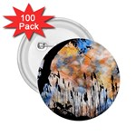 Landscape Sunset Sky Summer 2.25  Buttons (100 pack)  Front