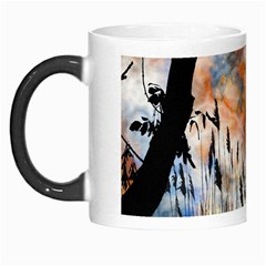 Landscape Sunset Sky Summer Morph Mugs by Nexatart