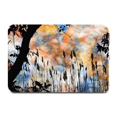 Landscape Sunset Sky Summer Plate Mats by Nexatart
