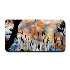 Landscape Sunset Sky Summer Medium Bar Mats by Nexatart