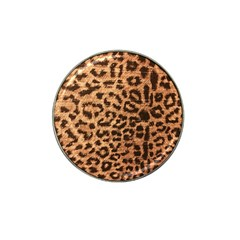 Leopard Print Animal Print Backdrop Hat Clip Ball Marker (10 Pack) by Nexatart