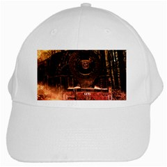 Locomotive White Cap