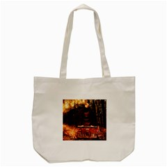 Locomotive Tote Bag (cream)