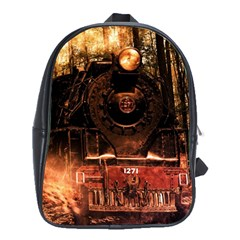 Locomotive School Bags (xl)