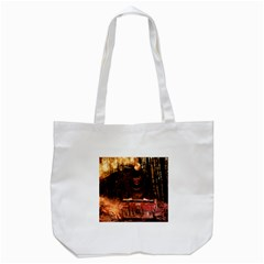 Locomotive Tote Bag (white)