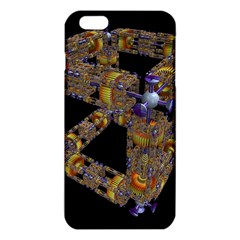 Machine Gear Mechanical Technology Iphone 6 Plus/6s Plus Tpu Case