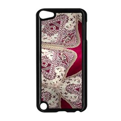 Morocco Motif Pattern Travel Apple Ipod Touch 5 Case (black) by Nexatart