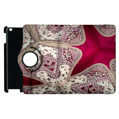 Morocco Motif Pattern Travel Apple Ipad 2 Flip 360 Case by Nexatart
