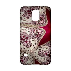 Morocco Motif Pattern Travel Samsung Galaxy S5 Hardshell Case  by Nexatart