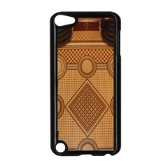 Mosaic The Elaborate Floor Pattern Of The Sydney Queen Victoria Building Apple Ipod Touch 5 Case (black) by Nexatart