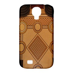 Mosaic The Elaborate Floor Pattern Of The Sydney Queen Victoria Building Samsung Galaxy S4 Classic Hardshell Case (pc+silicone) by Nexatart