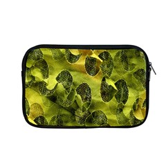 Olive Seamless Camouflage Pattern Apple Macbook Pro 13  Zipper Case by Nexatart