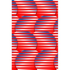 Patriotic  5 5  X 8 5  Notebooks by Nexatart