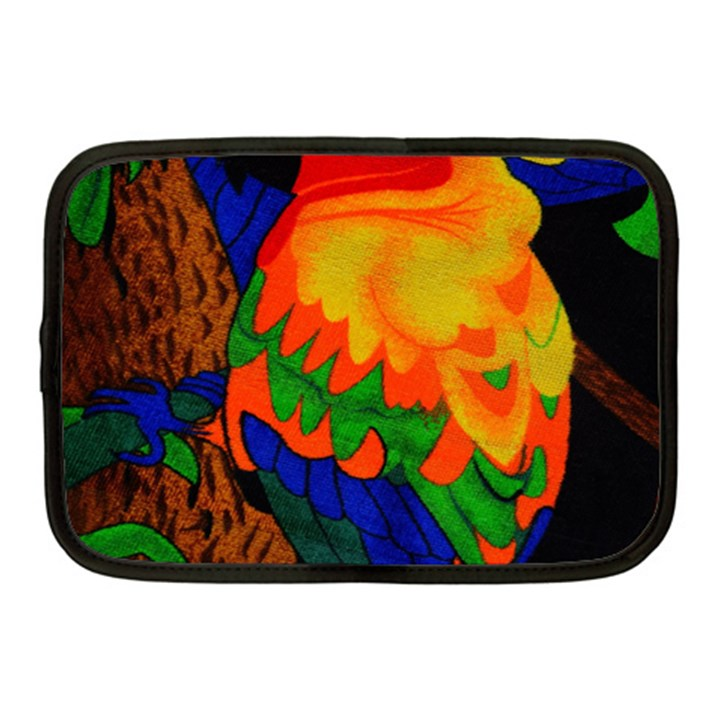 Parakeet Colorful Bird Animal Netbook Case (Medium)