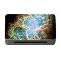 Crab Nebula Memory Card Reader With Cf by SheGetsCreative