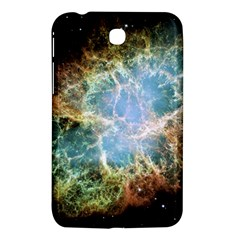 Crab Nebula Samsung Galaxy Tab 3 (7 ) P3200 Hardshell Case  by SheGetsCreative