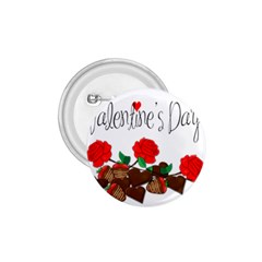 Valentine s Day Gift 1 75  Buttons by Valentinaart